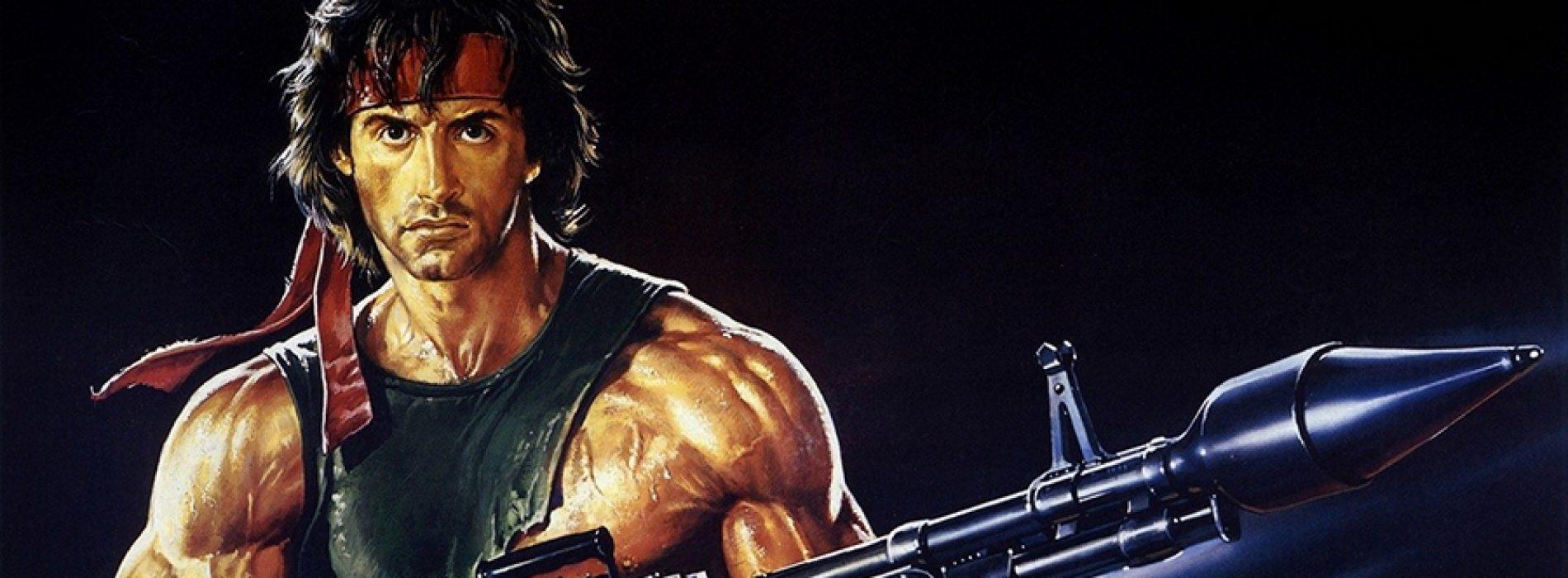 """Antrasis """"Rambo"""", sukėlęs patriotizmą Amerikoje"""