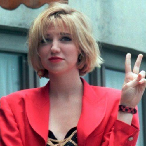 Amerikos paauglių numylėtinė Debbie Gibson