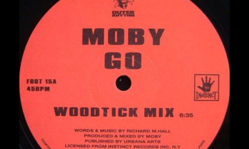 Ką 1996 metais veikė Moby?