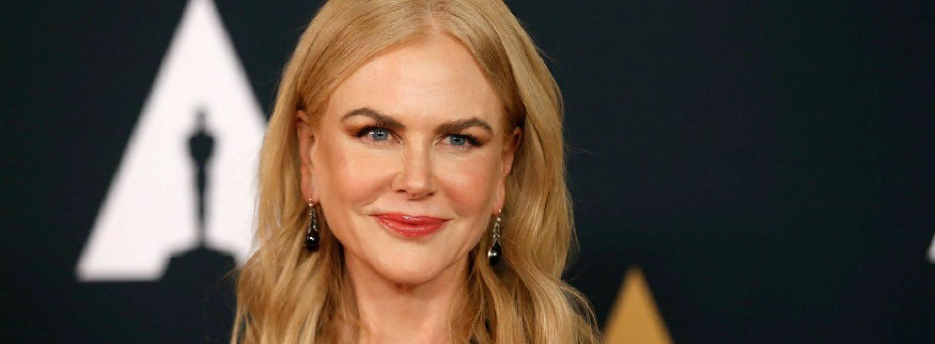 Kas nauja Nicole Kidman gyvenime?