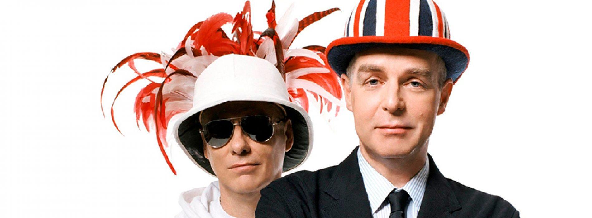 """Apie ką kalbėjosi """"Pet Shop Boys"""" ir Tina Turner?"""
