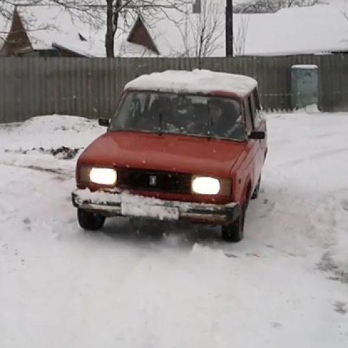 Šalta 1996 metų žiema Lietuvoje