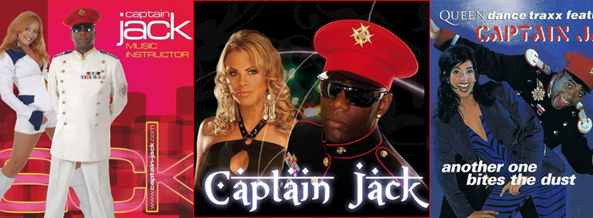 Captain Jack , Ice Mc ir Bad Boys Blue