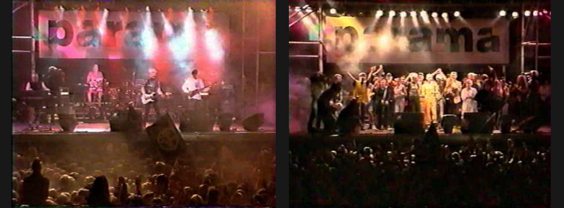 1996 metų pavasario lietuviškos muzikos aktualijos